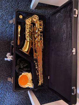 Blasinstrumente - Yamaha Altsaxophon Yas62