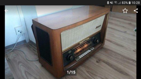 NORDMENDE ORIGINAL NOSTALGIE RADIO Funktioniert