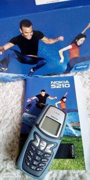 Nokia 5210 Handy