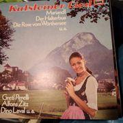 Langspielplatte Kufsteiner Lied