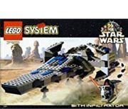 LEGO STAR WARS - Sith Infilthrator
