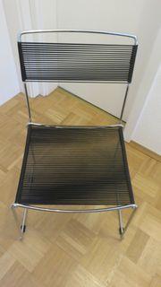 Klassiker Spaghetti-Stuhl
