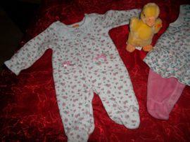 Bild 4 - neu 3 süsse babystrampler pusblu - Pforzheim Brötzingen