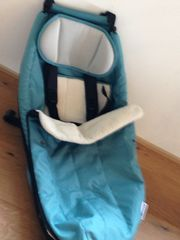 Croozer Hängematte Babysitz plus Winter-Set