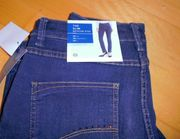 Neue blaue Jeans Slim Medium