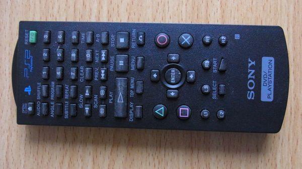 DVD-Fernbedienung für Sony Playstation
