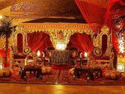 Zelt Verleih Edle eingerichtete Maharaja