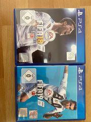 FIFA 18 und 19