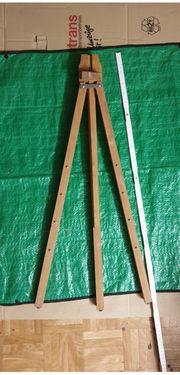 Holzstaffellei siehe Bild Höhenverstellbar