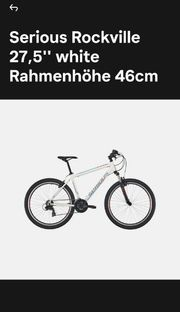 Fahrrad Serious Rockville 27 5