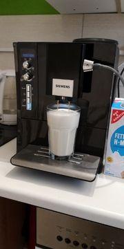 Kaffeevollautomat Siemens EQ5 Extraklasse Klavierlack