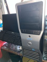 Dell Precision T7500 XeonQuad Core