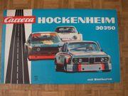 Carrera Hockenheim -nur die Verpackung
