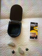 Zwei ReSound Hörgeräte Hörhilfe