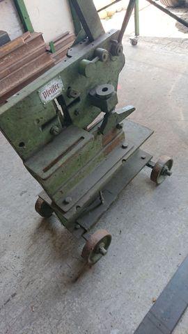 Bild 4 - Handhebelschere Blechschere Werkzeug - Hagenbach