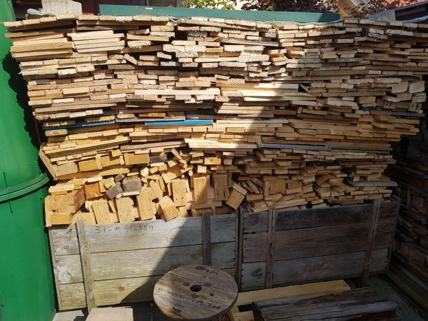 Brennholz 1 Ster 1m3 aus