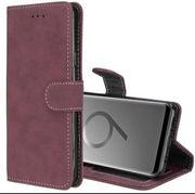 Samsung S10e Top Flip-Case braun