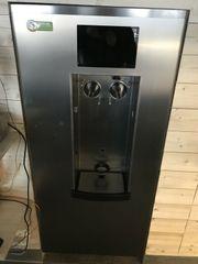 Softeismaschine Frozen Yogurt Maschine Selbstbedienung