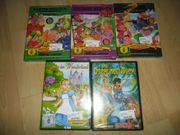 Kinder DVDs Märchen Kindergarten und