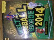Kinderbuch Welt Fussball Rekorde 2014