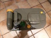 Toilettenkassette für Wohnmobil