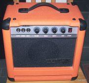 Verkaufe Bassverstärker Bass Übungsamp Keytone