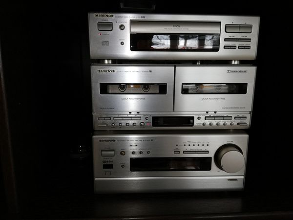 ONKYO Compakt Stereo Anlage