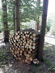 Fichte - Brennholz