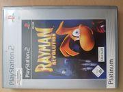 Rayman Revolution PS2 Platinum Edition