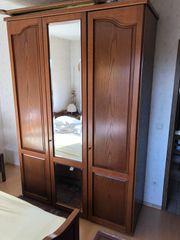 Schlafzimmer Eiche rustikal komplett