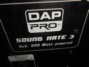 DAP Soundmate 3 - 600 Watt