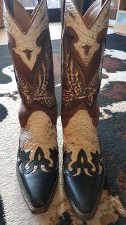Cowboystiefel Grösse 39