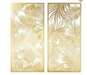 Wanddeko Gold von Maison du