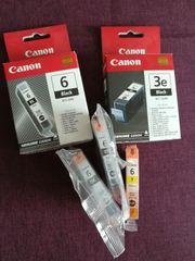 Original Canon Druckerpatronen zu verkaufen