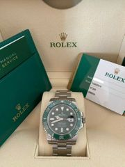 Rolex Submariner Hulk ref 116610LV