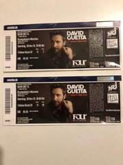 2x David Guetta Tickets München