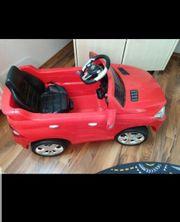 Kinder Elektroauto Mercedes