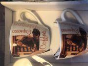 Espresso Tassen set neu