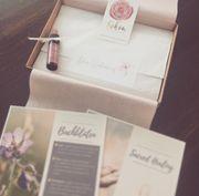 Herzenspaket Seelenflüstern - Bachblüten - Seelenbotschaft - Sacred