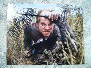 Autogramm Vikings - Floki - Gustaf Skarsgard