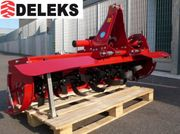 DELEKS® DFM-150 Fräse Bodenfräse Traktor 30