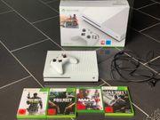 Xbox one s wie neu