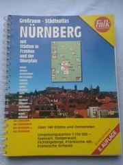 Städteatlas Großraum Nürnberg