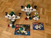 Lego Space Exploriens Konvolut Setnummern