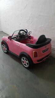 Elektroauto für Mädchen rosa