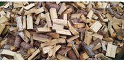 Ofenfertige Brennholz