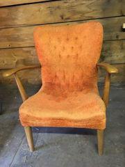 Stuhl aus den 50 ern