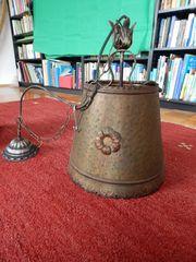 Lampenschirme aus Metall rustikal