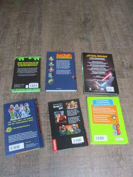 Kinder- und Jugendliteratur - verschiedene Kinder- Jugendbücher für Jungen