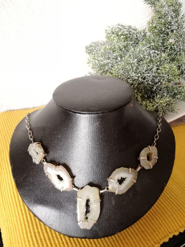 Halskette Collier 925er Silber mit